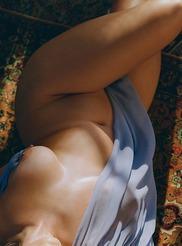 Amanda Riley  nackt